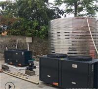 景睿工廠宿舍空氣能熱水器一體機安裝方法