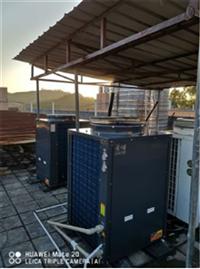 益陽工地宿舍空氣能熱水器一體機安裝方法