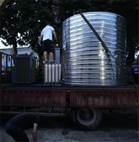 泰州一體式空氣源熱水器 空氣能熱水器一體機