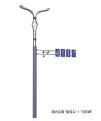 中國智慧燈桿供應商排名 照明雙甲公司