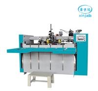 半自动纸箱钉箱机 半自动打钉机  全自动钉箱机生产厂商