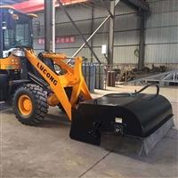 耐磨材料扫地机 装载机改装钢丝刷片清扫器