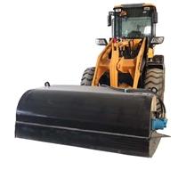 扫地机刷辊价格配套柳工50装载机道路清扫器