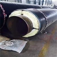 黑龙江哈尔滨加强级预制直埋聚氨酯发泡保温管厂家 东晨管道