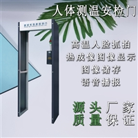 安检门 带测温的安检门 神眼通厂家定制