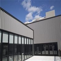 鄂州市35-125-750型镀铝锌压型钢板