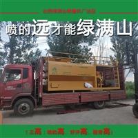 江西萍乡液压喷播机绿化湿喷机