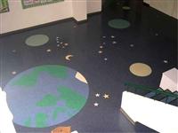 学校幼儿园PVC地板胶 PVC地板胶价格 厂家生产 防滑地板胶