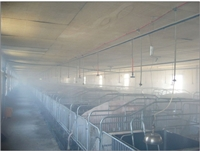 喷雾除臭 养殖场喷雾除臭