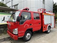 安平縣微型森林消防車
