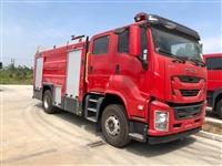 索縣微型森林消防車