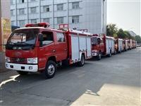 海勃灣區微型森林消防車