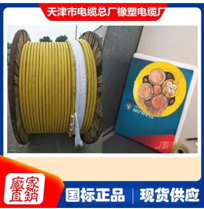 MYPT型号规格MYPT10kv3x50+1x16矿用橡胶电缆