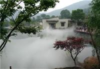 人造雾,高压雾化,景观人造雾