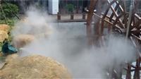 假山冷雾工程 假山人造雾设备 假山人造雾工程