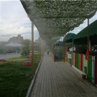 公园喷雾降温工程设计