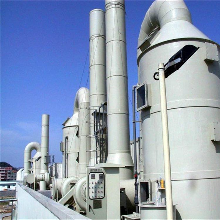 靖安廢氣處理塔廠家 噴淋廢氣塔 凈化效果好