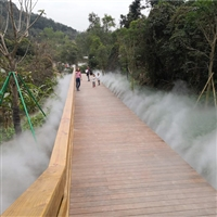 景区喷雾降温