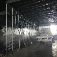 物流中心喷雾降温工程设计