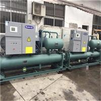 南通回收中央空調價格 南通回收舊冷水機組公司 貨款當場結清