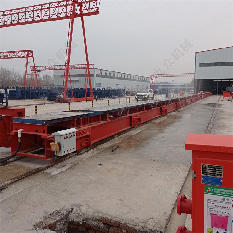 混凝土喷淋养生装置 喷淋控制系统  桥梁喷淋养护系统