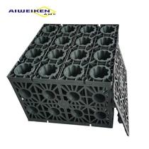 雨水利用 雨水蓄水PP模块 雨水收集利用系统施工设计
