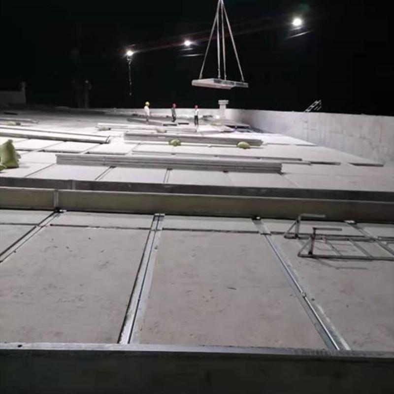 钢框轻型屋面板 神博南北两厂就近发货屋面板