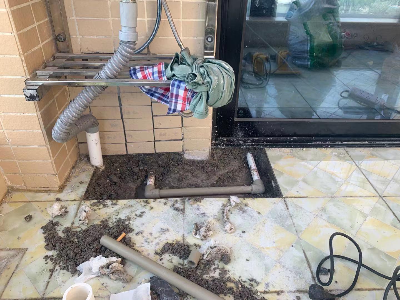 海珠探測住宅冷熱水管漏水 維修外圍埋地管道測漏