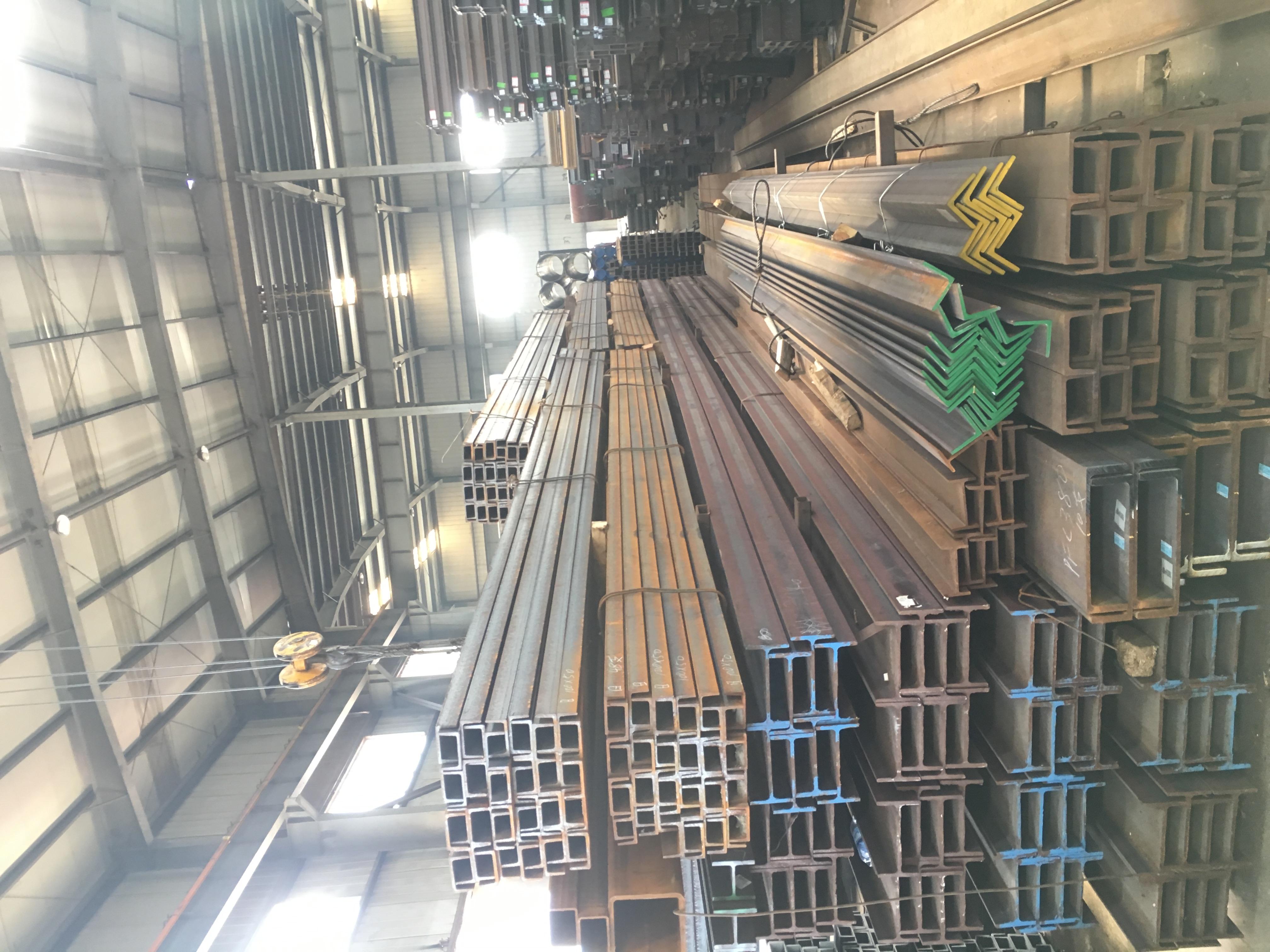 天津歐標槽鋼UPN380生產計劃概況 歐標槽鋼構件