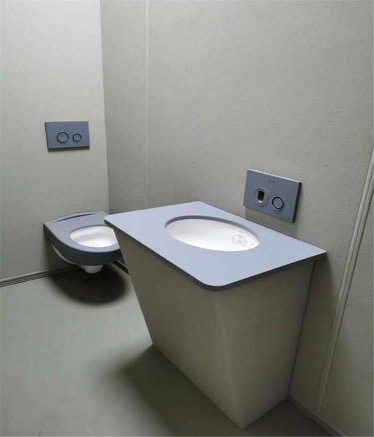 审讯室卫生间防撞洁具