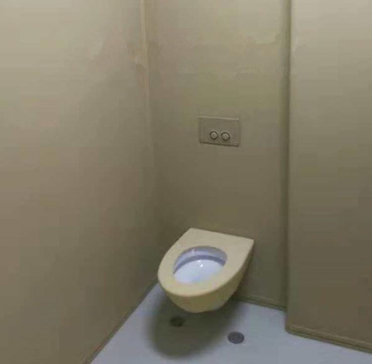 审讯室卫生间马桶