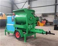 轻钢别墅灌浆机 泡沫水泥输送泵 厂家供应