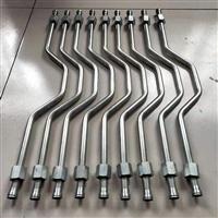 厂家加工订做汽车液压油路 不锈钢液压钢管 镀锌液压钢管油管