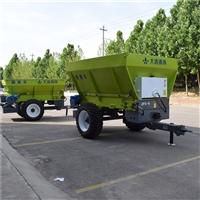 廠家供應農用小型撒糞機 黏濕糞揚糞車