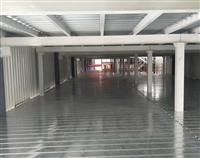 組合式鋼製平台定製價格 承載能力強造價便宜 施工簡便工業鋼平台