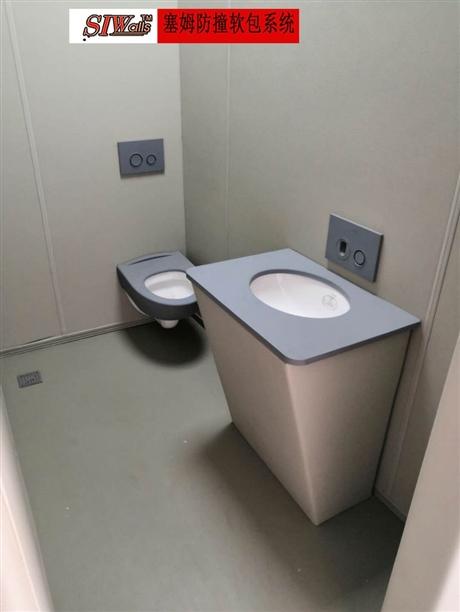 公检法防撞材料 卫浴系列 新型硅胶防撞洗手台安装
