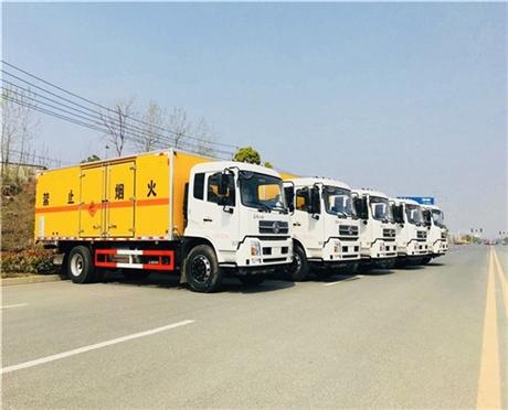 6米4危险品运输车厂家
