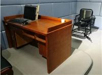 审讯用桌规格型号办案桌图,法官审判桌