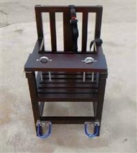 木质审讯椅图片,看守所审讯椅批发价格