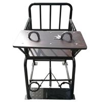 铁质审讯椅询问椅 醒酒椅 专用审讯椅