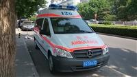 青島危重患者轉院救護車隨時預約,全國護送