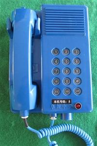 山東澤榮礦用本安型選號電話機