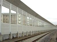 安徽鐵路聲屏障的結構及安裝高度