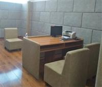 软包仿皮讯问桌图/审讯室专用桌子款式齐全
