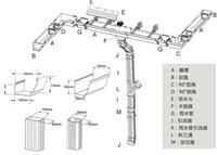 甘肅省坡屋面內天溝做法5K生成制造