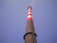 鋼煙囪安裝兗州冷卻塔防腐工程