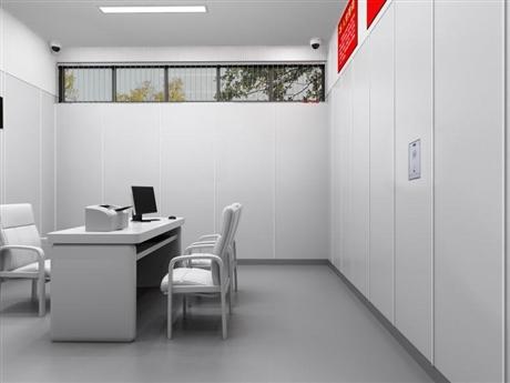 留置室软包的标准设计和施工步骤