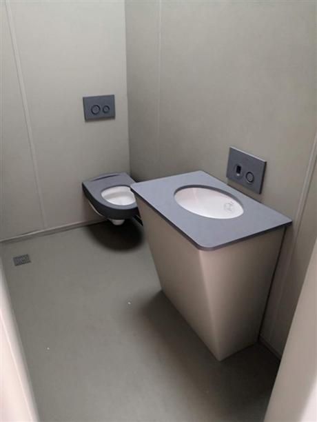 审讯室软包-独立卫生间硅胶防撞洗手台