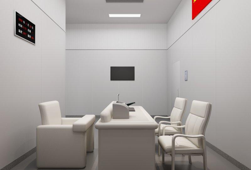 新型阻燃材料防撞防火软包 塞姆厂家直销 审讯室谈话室软包