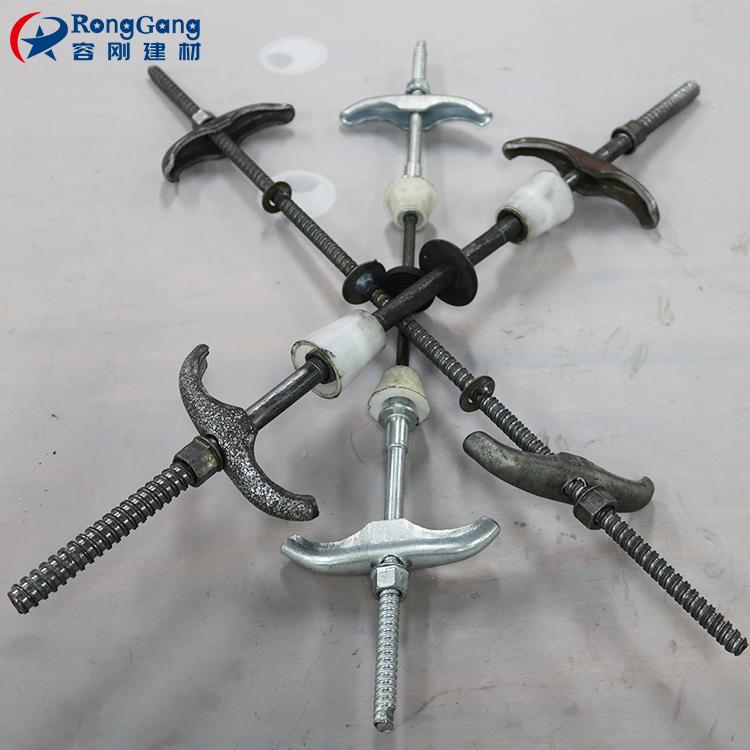 止水螺杆 粗牙对拉螺杆 对拉丝杆 建筑工地防水螺栓 容刚建材